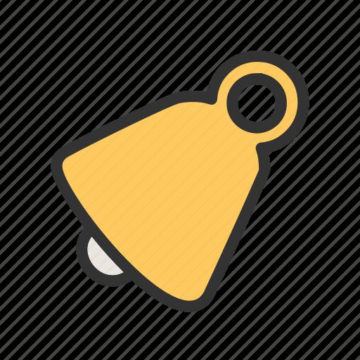 alarm, alert, bell, notification, ring, sound, volume icon