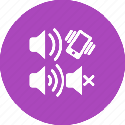 audio, music, play, profiles, settings, sound, volume icon