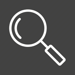 analysis, ecommerce, magnifying glass, optimization, search, www icon