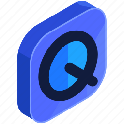 application, apps, mobile, q, question, quick icon