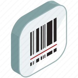 application, apps, barcode, mobile, scan, shopping icon