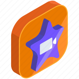 application, apps, mobile, movie, rating, star, video icon