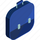 application, apps, baggage, mobile, suitcase icon