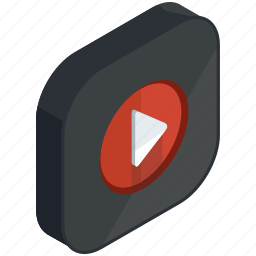 application, apps, media, mobile, multimedia, video icon