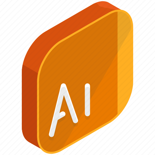 adobe, application, apps, illustrator, mobile icon
