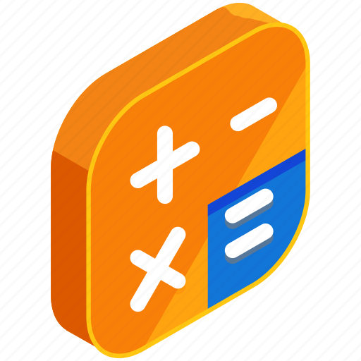 application, apps, calculate, calculator, math, mobile icon
