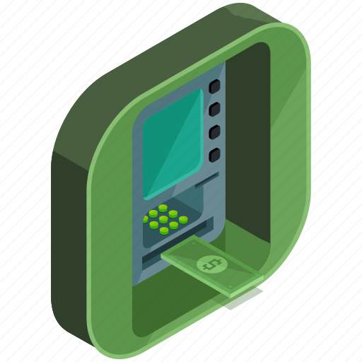 application, apps, atm, finance, mobile, money, payment icon