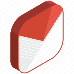 application, apps, email, envelope, mail, message, mobile icon