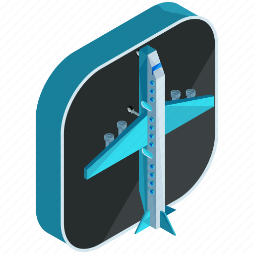 airplane, application, apps, flights, mobile, plane, travel icon