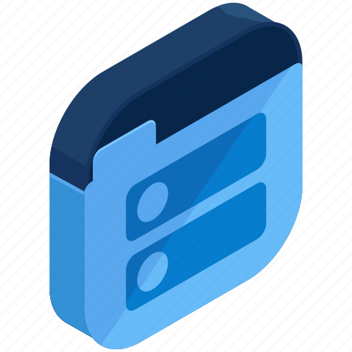 application, apps, folder, list, listing, mobile icon