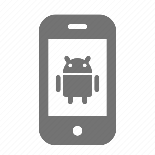 android, device, mobile, os, phone, portable, smart icon