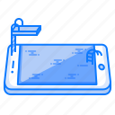 concept, jump, lader, mobile, stand, swim, swimmingpool icon
