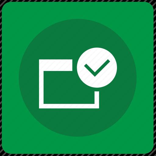 accept, api, code, mobile, program, source, valid icon