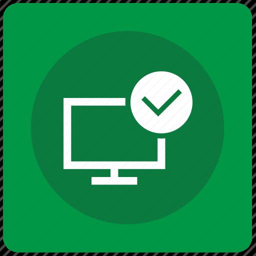 accept, code, mobile, program, script, source, valid icon