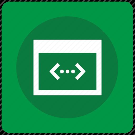 api, code, program, script, source, window icon