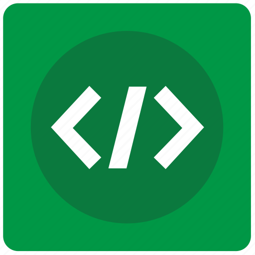code, html, mobile, php, program, source icon
