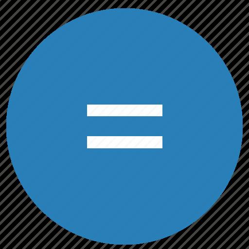 equally, function, keyboard, keypad, math, round icon