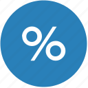 discount, economic, keyboard, percent, round, sale icon