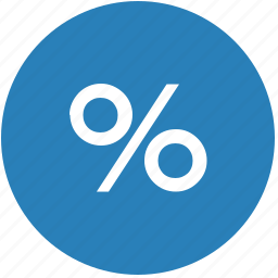 discount, economic, keyboard, percent, round, sale icon
