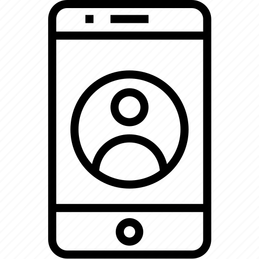 cell user, device, iphone, mobile, mobilephone, phone, smartphone, telephone icon