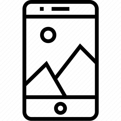 cell, device, image, iphone, mobile, mobilephone, phone, smartphone, telephone icon