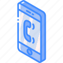 device, function, iso, isometric, smartphone, vibrate icon