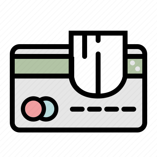 card, payment, protection, safe, safety, secure, security icon