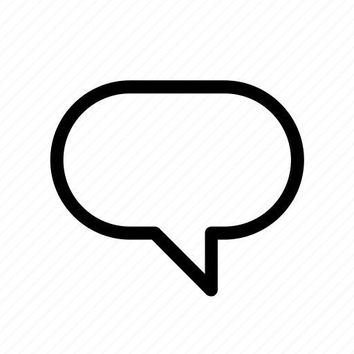 opinion, sms, speech bubble, talk, think, thought icon