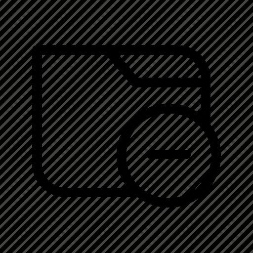 add, delete folder, folder, group, modify, organize, sort icon