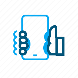 device, htc, interaction, mobile, phone, squeeze icon