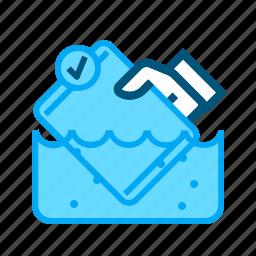 device, manual, tablet, under water, user manual, waterproof, watertight icon