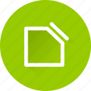 catalog, documents icon