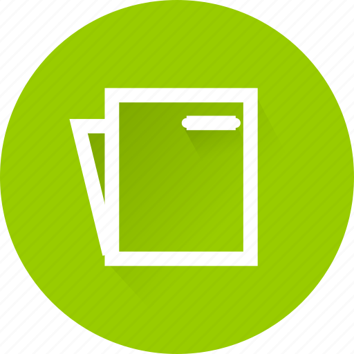 document, folder icon