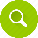 scan, search icon
