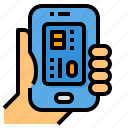 card, credit, method, mobile, payment, smartphone