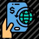 business, exchange, global, method, mobile, payment