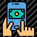 method, mobile, online, payment, smartphone