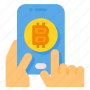 bitcoin, cryptocurrency, investment, mobile, payment