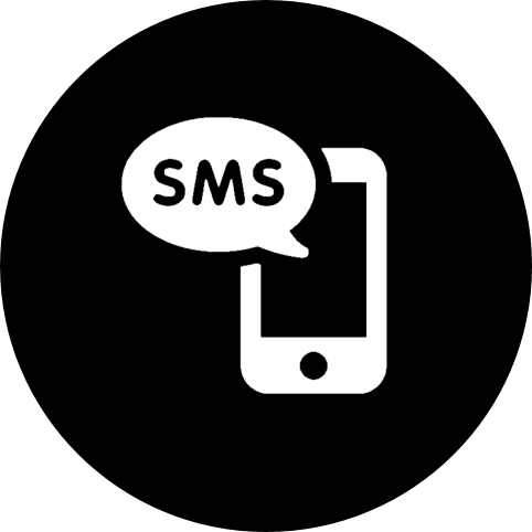 calling, keys, mobile, mobile phone, phone, screen, sms, texting icon