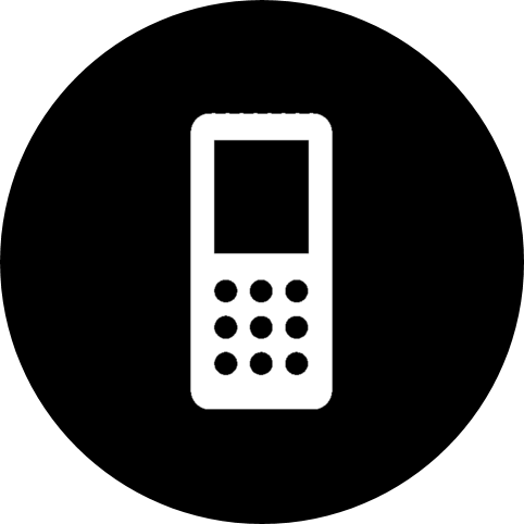 calling, mobile, mobile phone, phone, screen icon