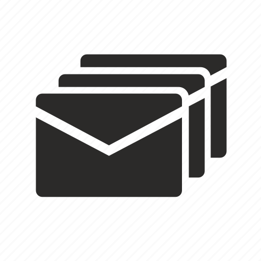 communication, email, letters, mail, mailbox, message, talk icon