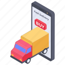 delivery app, fast delivery, online cargo, online delivery, shipping app icon
