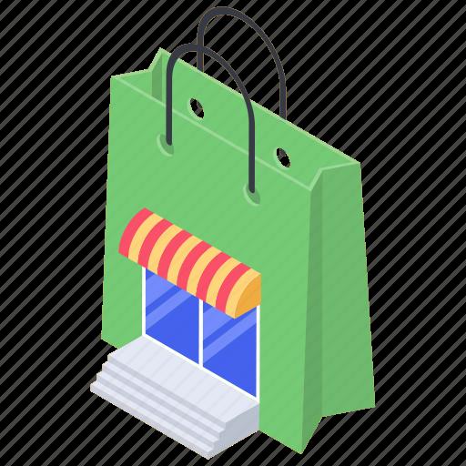 e-shop, ecommerce, online buying, online marketing, online shopping icon