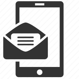 chat, comment, communication, contact, device, document, documents, email, envelope, file, letter, mail, message, mobile, phone, send, talk, telephone, text icon