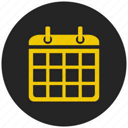 date, event, month, monthly calendar, plan, remindar, schedule icon