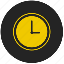 alarm, alert, clock, remindar, time, wall clock, watch icon