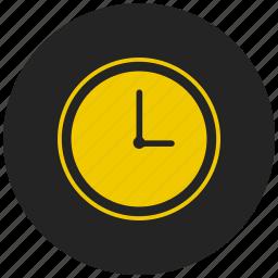 alarm, alert, clock, remindar, time, wall clock, watch icon