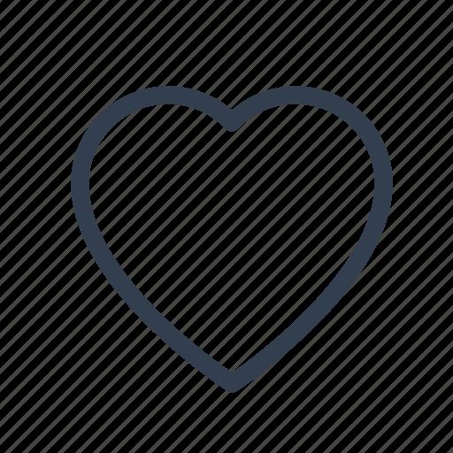 favourites, heart, like, love icon