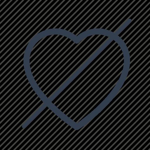dislike, favourites, heart, like, love icon