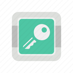 confidential, locked, locker, password, secret icon